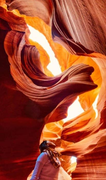 Antelope Canyon Tour from Las Vegas