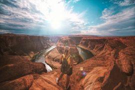 大峡谷羚羊谷