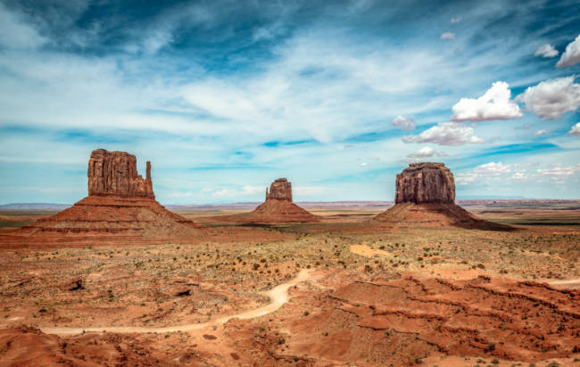 Zion, Bryce, Grand and Antelope Canyon, Monument Valley from Las Vegas