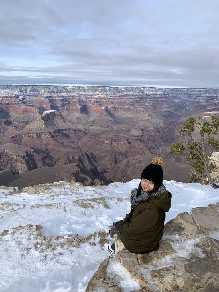 What To Wear At The Grand Canyon Winter