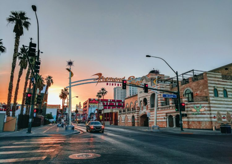 Downtown Las Vegas weather