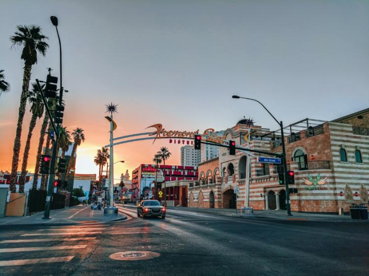 Downtown Las Vegas weather