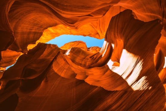 Antelope Canyon with Horseshoe Bend