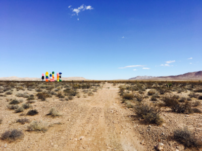 vegas to seven magic mountains