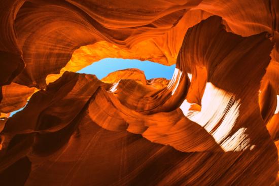 Antelope Canyon vs Grand Canyon
