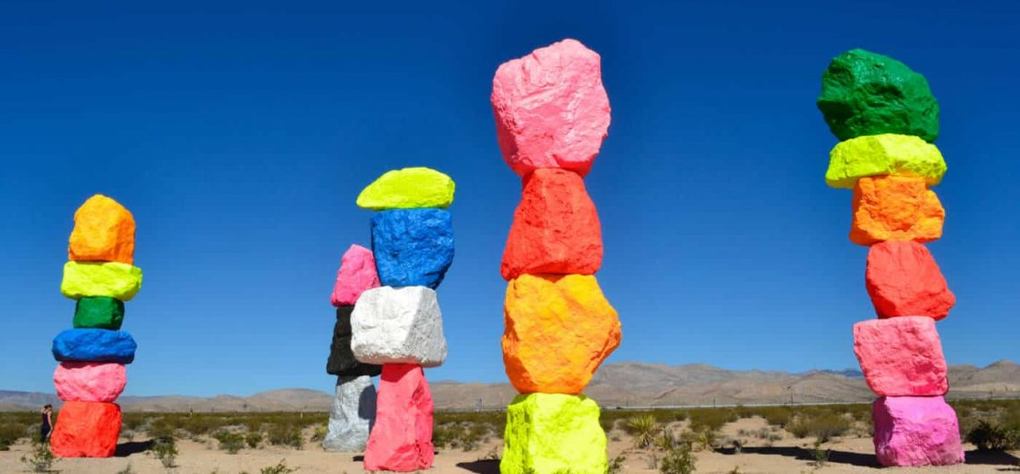 Why Visit Seven Magic Mountains