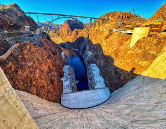 Great Hoover Dam Photos