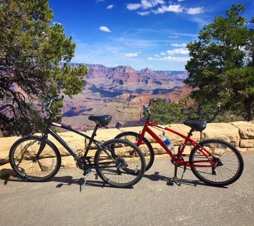 Grand Canyon Bike Rides