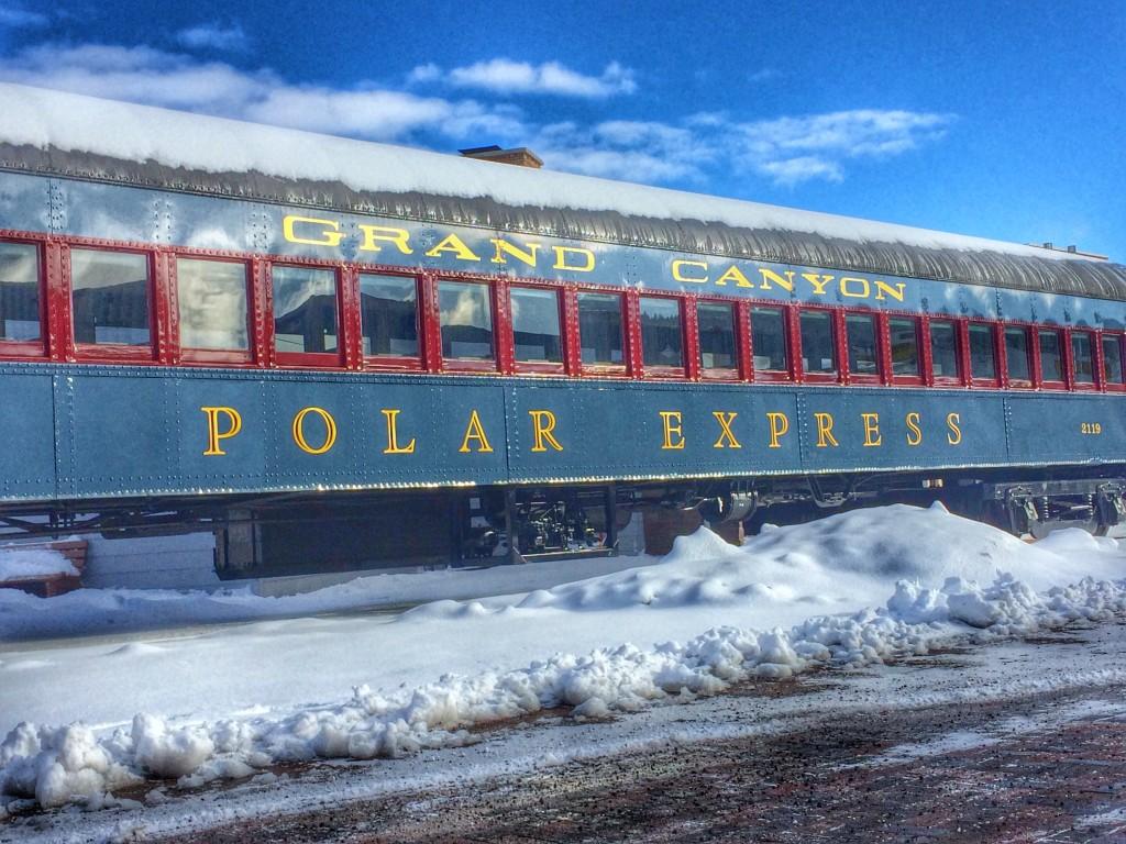 Grand Canyon Polar Express