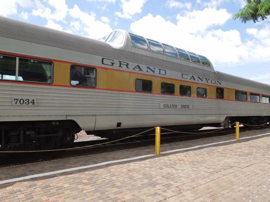 Grand Canyon Train Rides