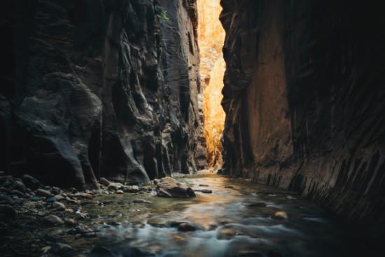 The Narrows at Zion