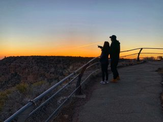 The early dawn before the sun rises is a magical and quiet time at the Grand Canyon. Experience it on our Grand Canyon Antelope Canyon 2 Day Sunrise Tour. ......#grandcanyon #grandcanyonnps #maxtourvegas #grandcanyonsunrise #大峽谷日出 #科羅拉多大峽谷 #科羅拉多大峽谷美國亞利桑那州