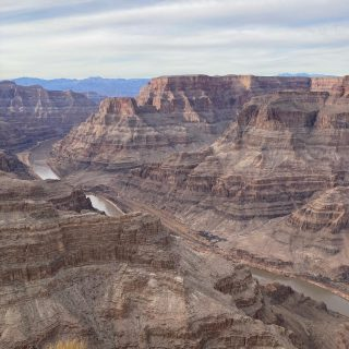 An Epic day spent with Matthew (awesome guide and driver!) #maxtourvegas West Rim Grand Canyon (Guano Point)
