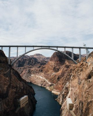 Pat Tillman Bridge Arizona, Nevada   #maxtourvegas