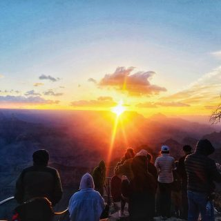 Grand Canyon Sunrise Tour